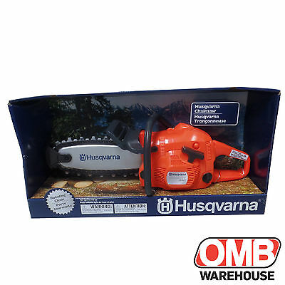 Husqvarna 522771101 440 Toy Kids Battery Operated Chainsaw