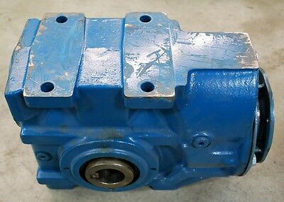 David Brown Radicon Type# C0720 Gearbox, Order#101060 Ratio-212:1 - USED