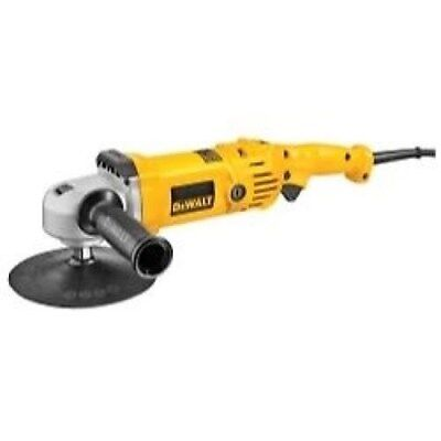 "Dewalt 7"" / 9"" Right Angle Variable speed Polisher DWTDWP849 DW849 Brand New !"