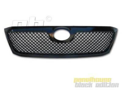 Toyota Hilux Ute 08-11 Replacement Grill BLACK EDITION Mesh Bentley Style Grille