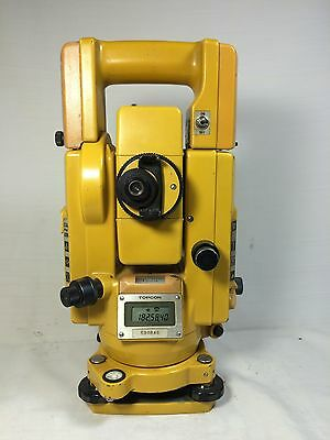TOPCON GTS-3 10''  Total Station