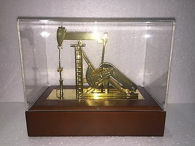 Oilfield Pump Jack Music Box-Perfect Oilfield Gift
