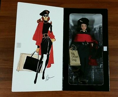 Barbie Donna Karan New York Bloomingdale's Limited Edition NRFB 1995