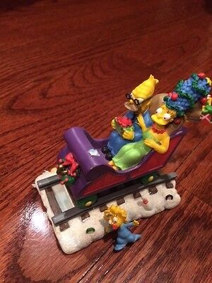 Simpsons Christmas Express Collection: All Aboard for the Holidays