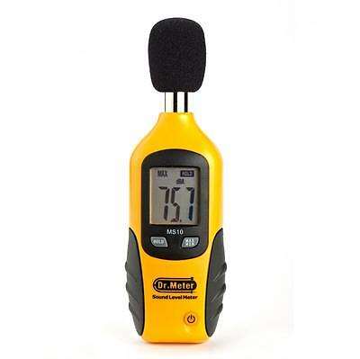 Digital Sound Pressure tester Level Meter 30~130dB Decibel Noise Measurement