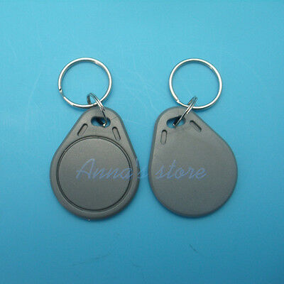 1PC GREY Proximity ReWritable 125KHZ RFID Card Tags with 5567/T5577/T5557 Chip