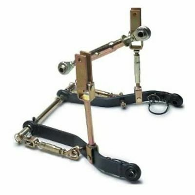 3 POINT LINKAGE KIT - Kubota B Series Iseki Yanmar Compact Tractor Cat 1 Deere