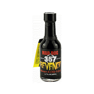 Mad Dog 357 Revenge Habanero and Pepper Extract