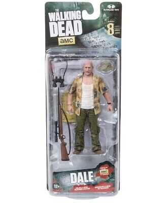 McFarlane Toys The Walking Dead TV Serie 8 - Dale Horvath Figur