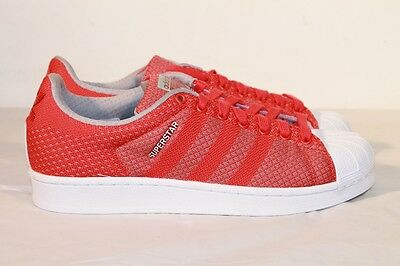 New Adidas Originals Superstar Weave Sneakers Shoes Size 7.5 8 8.5 10 10.5 11.5