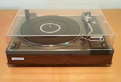 "Pioneer PL 117D  PL117D ""NEW"" JnB Audio Dust Cover for Turntable = Made in USA ="