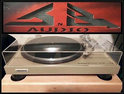 """Pioneer PL-512 PL-514   PL512 PL514   """"NEW"""" Replacement Dust Cover for Turntable"""