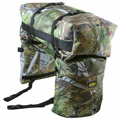 trailMAX Junior Saddlebags, Satteltasche Western Packtasche, camo