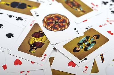 Armenian playing cards - 100% plastic