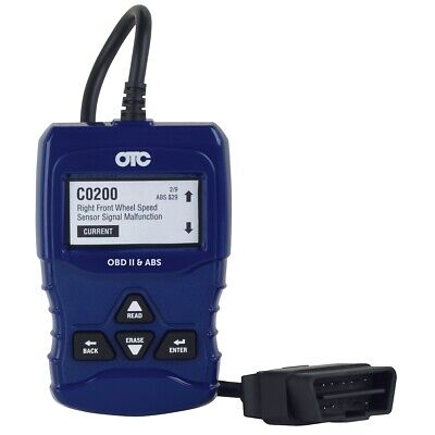 OBDII and ABS Scan Tool OTC3208 Brand New!
