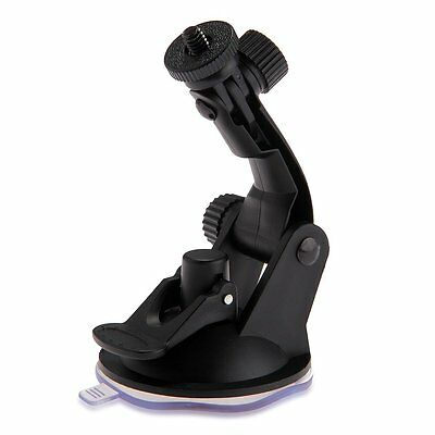 "Suction Mount Car Window Mount Holder for GoPro Hero Camera 1/4 "" LWUS"