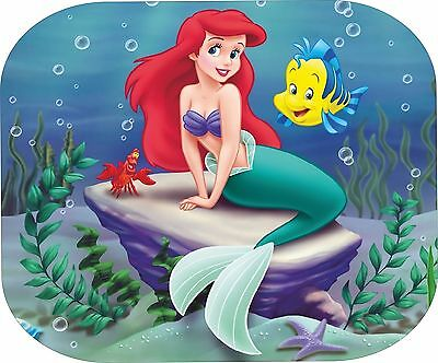 LITTLE MERMAID Ariel & Flounder on a pictorial photo Mouse Mat,Unbranded/Generic
