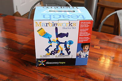 discovery toys marble run instructions