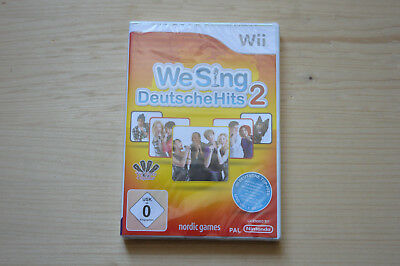Wii - We Sing: Deutsche Hits 2 - (Neuware)