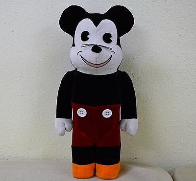 Be@rbrick World Wide Tour Disney Mickey Mouse Flock WWT2 Bearbrick in Box $599.