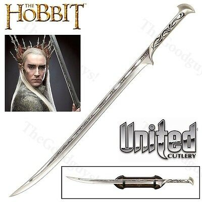 The Hobbit - Sword of Thranduil by United Cutlery (Licensed) UC3042 New