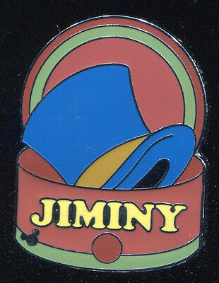 DLR Global Lanyard Hats Jiminy Disney Pin 40783