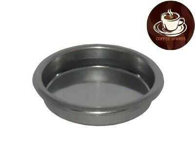 BLIND FILTER BASKET - La San Marco 53mm ID for cleaning espresso coffee machines