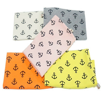 Charming Toddlers Kids Babys Snood Scarf Winter Anchor Print Scarves Neckerchief