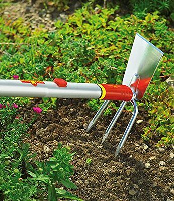 NEW Wolf Garten ILM3 Multi-Change Double Hoe