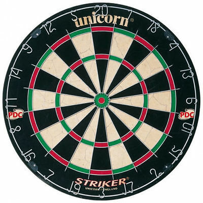 UNICORN Striker PDC Bristle Dart Board