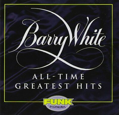 Barry White - All-Time Greatest Hits: Cd Album (1994)