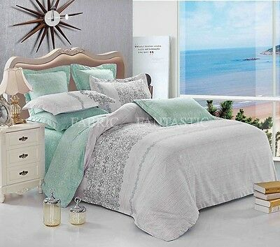WALES Sheet Set Queen/King/Super King Size Bed Flat & Fitted & 2 Pillowcases New