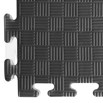 MA1 Reversible Jigsaw Mat - 1M x 1M Blac /Grey or Blue/Red 20mm and 40mm