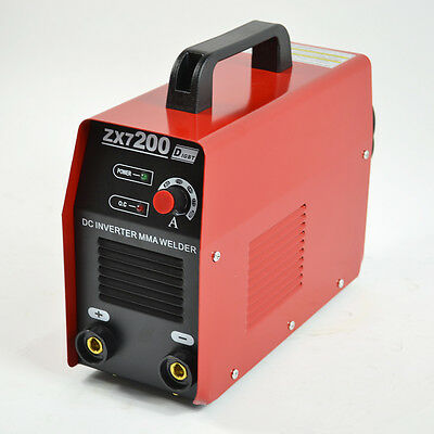 Igbt 220V Zx7-200 Dc Inverter Mma Arc Welding Machine Aofeng For Usa Use