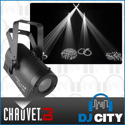 GOBOZOOM-USB ChauvetDJ Compact Gobo Projector 10 Gobos Optional Wireless Control