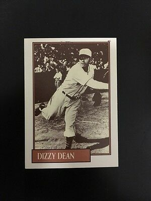 50 Card Lot Of 1991 Homers Classics Dizzy Dean Hall Of Fame Card #8 C815