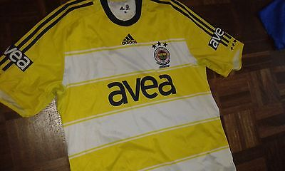 Fenerbahce Turkey XL Camiseta Futbol Football Shirt