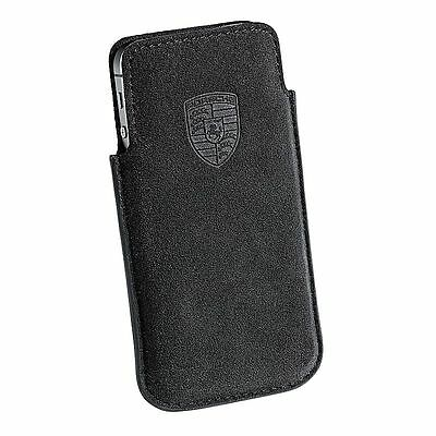 Porsche Original Car Interior Alcantara iPhone SE/5/5S Case