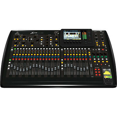 Behringer X32 40-Channel, 25-Bus Digital Mixing Console  Brand New!