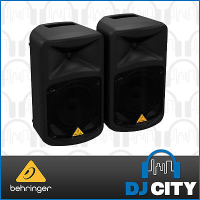 EPS500MP3 Behringer Europort Portable PA System 500Watt with MP3 - DJ City Au...
