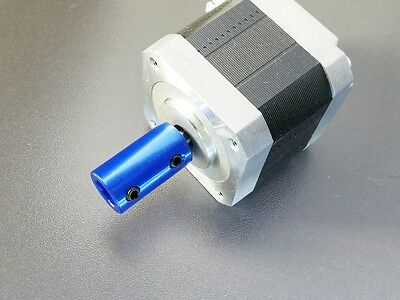 5mm x 6.35mm Small Rigid Shaft Coupler Stepper Servo Motor CNC Coupling Nema 17