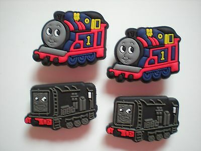 Jibbitz Croc Clog Shoe Charms Fit Kid Accessories Wristbands 4 Thomas The Train