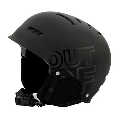 Casco Snowboard Out Of WHIPOUT BLACK