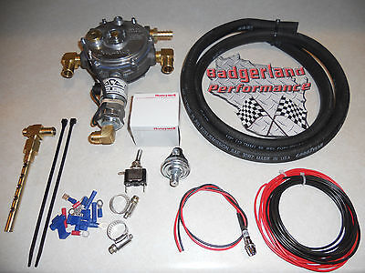 Diesel  Propane  Injection  Kit- Dodge--Powerstroke-Duramax-Up To 100 Hp!--New