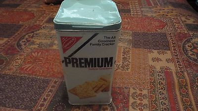 Nabisco Premium Cracker  Tin