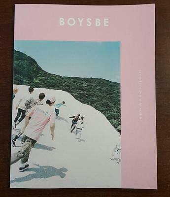 SEVENTEEN [Official Photobook] BOYS BE HIDE Ver. 2nd Mini Album