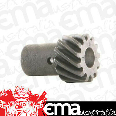 "Msd Iron Distributor Drive Gear Msd8561 Suit Chev V8 .500"" Shaft"
