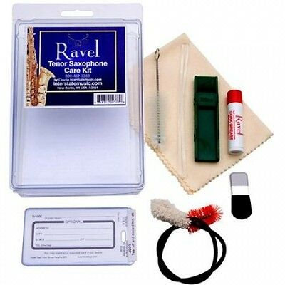 Ravel OP342, Tenor Sax Care Kit. Shipping is Free