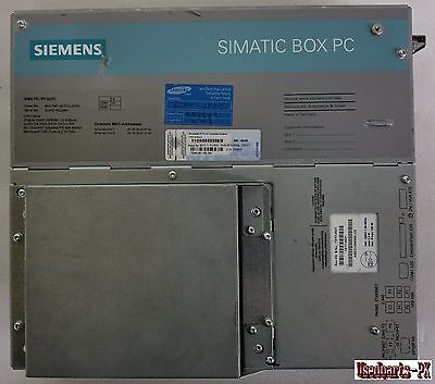 Siemens Simatic Ipc627C Industrial Box Pc // Tested & Working