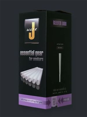 JWare Pre-Rolled Medium Size Cones (800 Count) Rolling Paper Size 98mm New Box